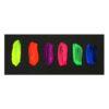 Acrylverf set 24x22ml speciaal neon