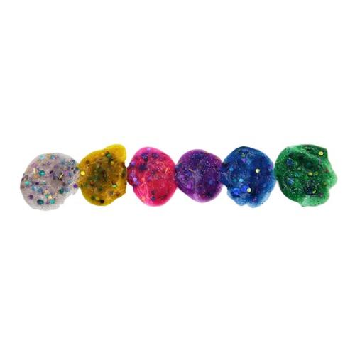 Acrylverf set 36 x 22ml glitterkleuren