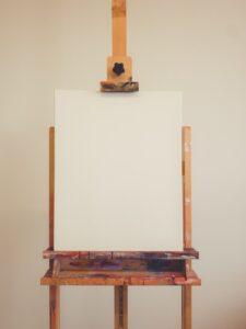 een schildersezel kopen