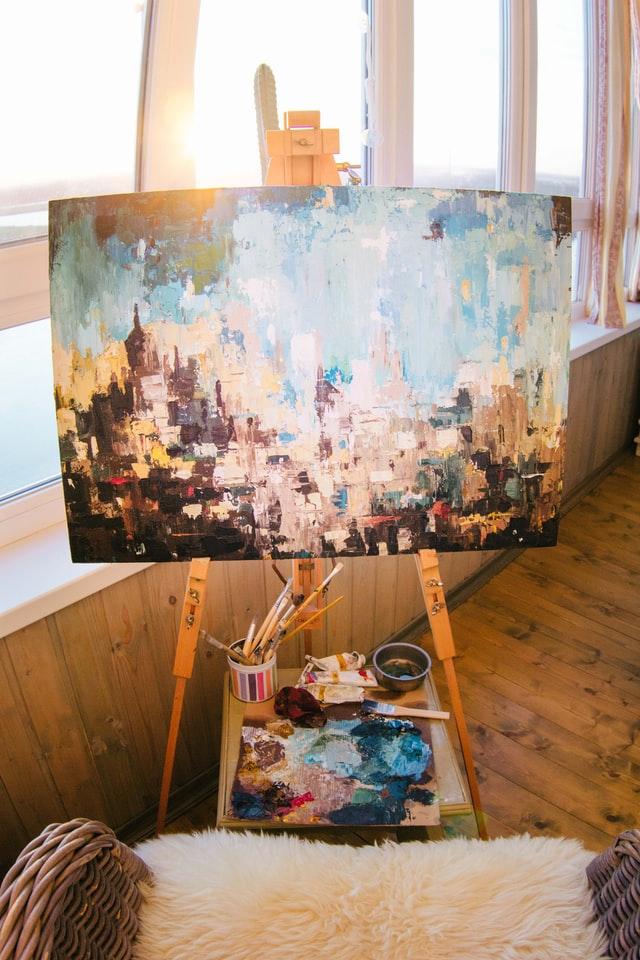 schildersezel gebruik