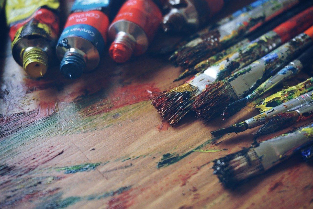 schildersbenodigdheden